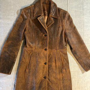 Rogue Leather by Reilly Olmes Vintage Jacket